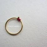 【LINGring dot】ルージュ